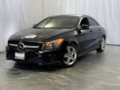 2016 Mercedes-Benz CLA for sale at United Auto Exchange in Addison IL
