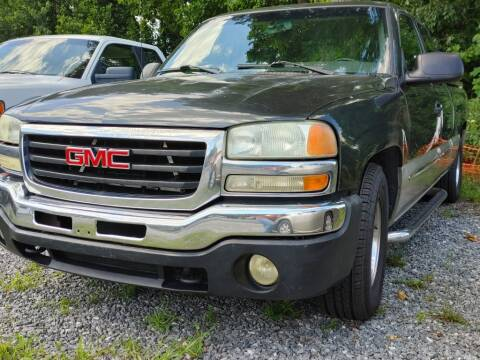 2003 GMC Sierra 1500 for sale at Snap Auto in Morganton NC