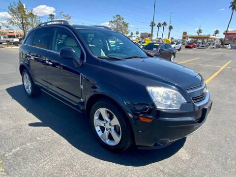 2014 Chevrolet Captiva Sport for sale at Charlie Cheap Car in Las Vegas NV