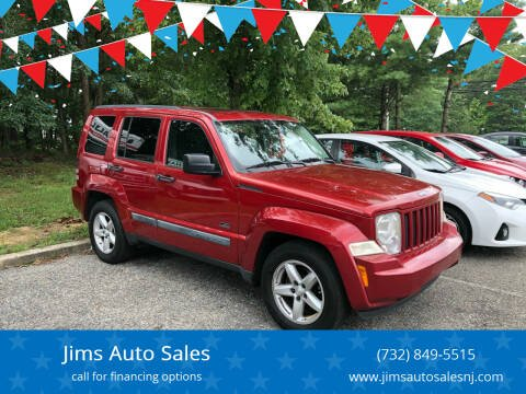 2009 Jeep Liberty for sale at Jims Auto Sales in Lakehurst NJ