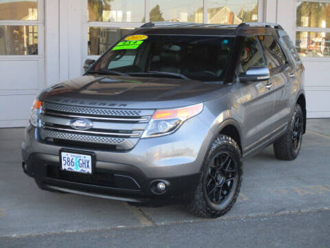 2013 Ford Explorer for sale at Select Cars & Trucks Inc in Hubbard OR