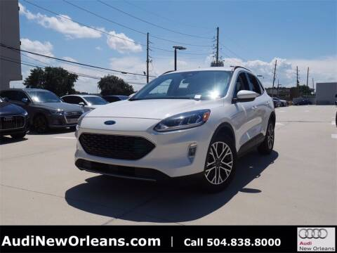 2020 Ford Escape for sale at Metairie Preowned Superstore in Metairie LA