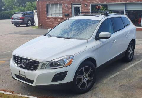 2011 Volvo XC60 for sale at MBM Auto Sales and Service in East Sandwich MA
