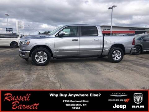 2021 RAM Ram Pickup 1500 for sale at Russell Barnett Chrysler Dodge Jeep Ram in Winchester TN