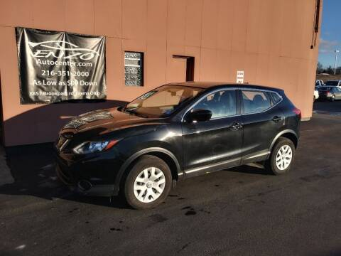 2019 Nissan Rogue Sport for sale at ENZO AUTO in Parma OH