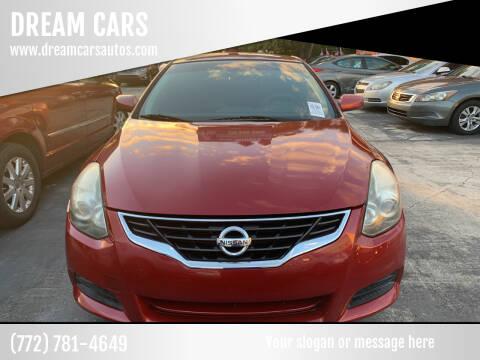 2013 Nissan Altima for sale at DREAM CARS in Stuart FL