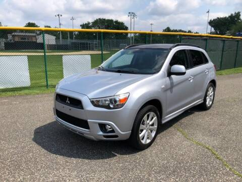 2012 Mitsubishi Outlander Sport for sale at Cars With Deals in Lyndhurst NJ