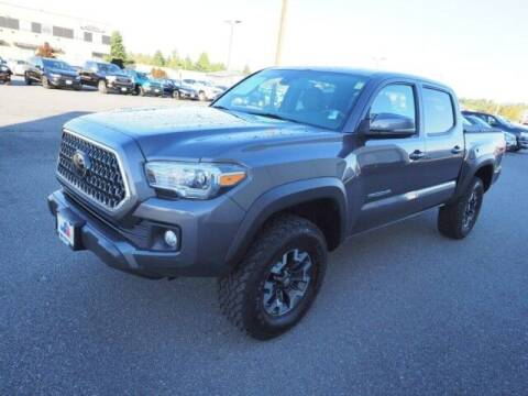 2018 Toyota Tacoma for sale at Karmart in Burlington WA