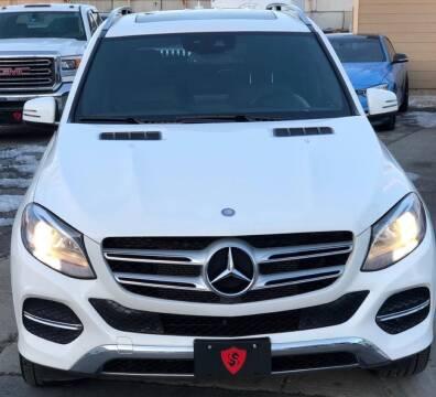 2017 Mercedes-Benz GLE for sale at Top Gear Cars LLC in Lynn MA