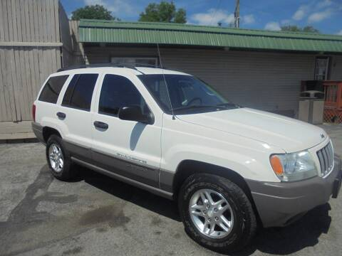 2004 Jeep Grand Cherokee for sale at Settle Auto Sales STATE RD. in Fort Wayne IN