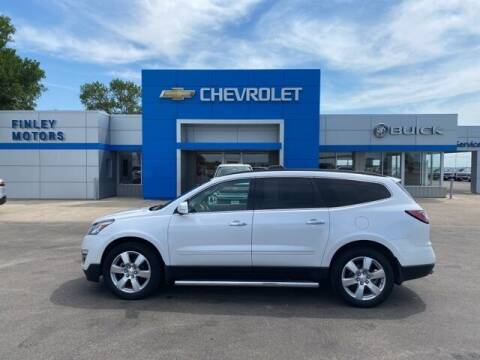 2016 Chevrolet Traverse for sale at Finley Motors in Finley ND