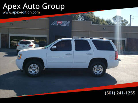 2014 Chevrolet Tahoe for sale at Apex Auto Group in Cabot AR