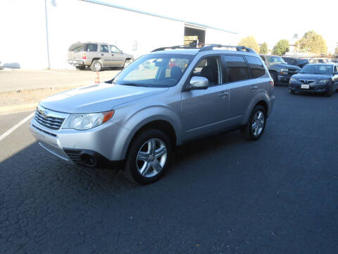 2010 Subaru Forester for sale at Sutherlands Auto Center in Rohnert Park CA