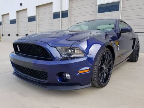 2010 Ford Shelby GT500 for sale at 601 Auto Sales in Mocksville NC