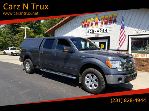 2014 Ford F-150 for sale at Carz N Trux in Twin Lake MI