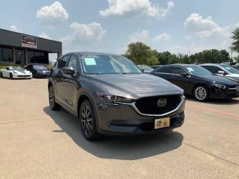 2018 Mazda CX-5 for sale at KIAN MOTORS INC in Plano TX