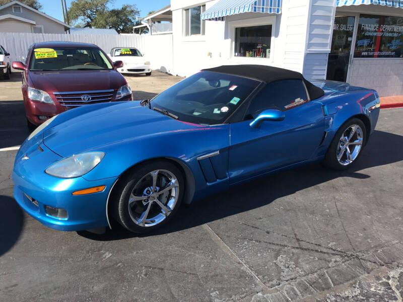 2010 Chevrolet Corvette for sale at Riviera Auto Sales South in Daytona Beach FL