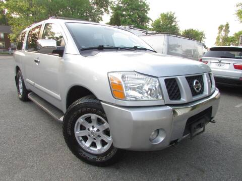 2004 Nissan Armada for sale at K & S Motors Corp in Linden NJ