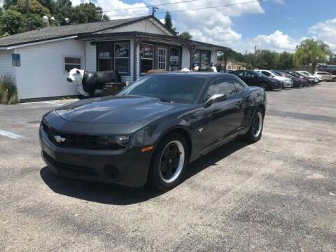 2013 Chevrolet Camaro for sale at Denny's Auto Sales in Fort Myers FL