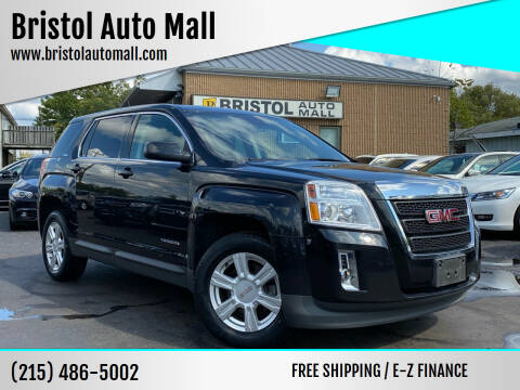 2014 GMC Terrain for sale at Bristol Auto Mall in Levittown PA