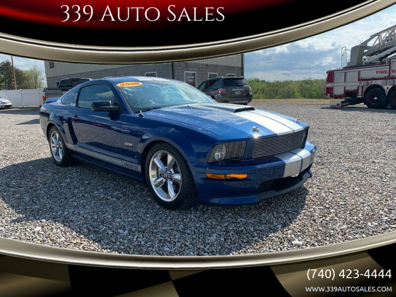 2008 Ford Mustang for sale at 339 Auto Sales in Belpre OH