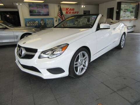 2014 Mercedes-Benz E-Class for sale at Kar Kraft in Gilford NH