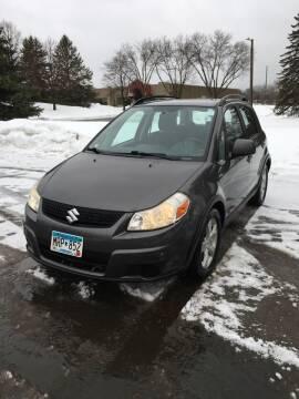 2012 Suzuki SX4 Crossover for sale at Specialty Auto Wholesalers Inc in Eden Prairie MN