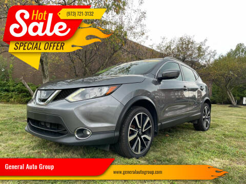 2017 Nissan Rogue Sport for sale at General Auto Group in Irvington NJ