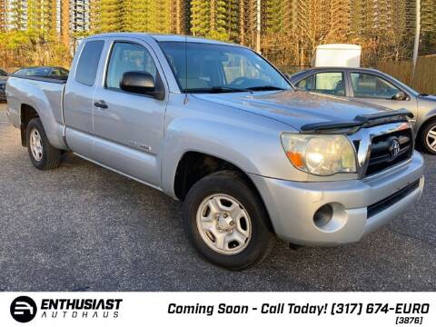 2007 Toyota Tacoma for sale at Enthusiast Autohaus in Sheridan IN