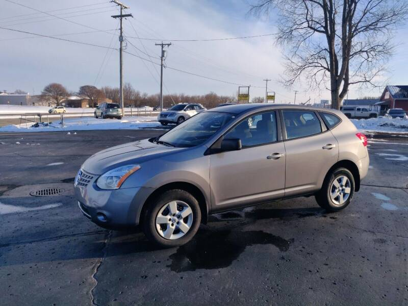 2008 Nissan Rogue for sale at Carmart Auto Sales Inc in Schoolcraft MI