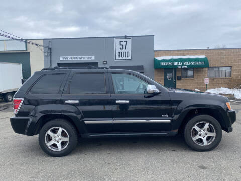 2006 Jeep Grand Cherokee for sale at 57 AUTO in Feeding Hills MA