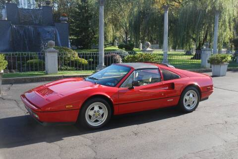 1988 Ferrari 328 GTS for sale at Professional Automobile Exchange in Bensalem PA