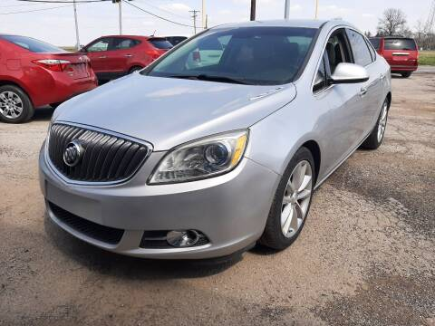 2012 Buick Verano for sale at John - Glenn Auto Sales INC in Plain City OH