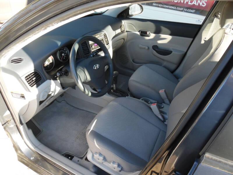 2007 Hyundai Accent GLS 4dr Sedan - Maiden NC
