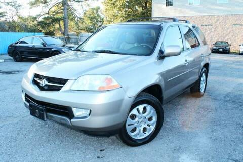 2003 Acura MDX for sale at Drive Now Auto Sales in Norfolk VA