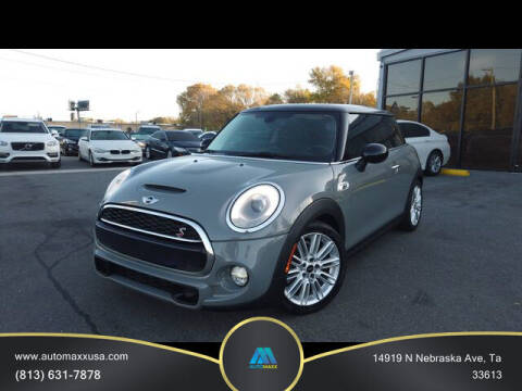 2015 MINI Hardtop 2 Door for sale at Automaxx in Tampa FL
