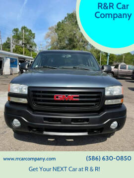 2006 GMC Sierra 1500 for sale at R&R Car Company in Mount Clemens MI