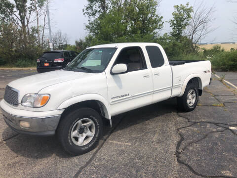 2000 Toyota Tundra for sale at CPM Motors Inc in Elgin IL
