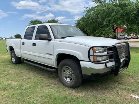 2006 Chevrolet Silverado 1500HD for sale at C.J. AUTO SALES llc. in San Antonio TX