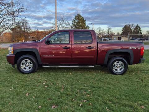 2008 Chevrolet Silverado 1500 for sale at Motors Inc in Mason MI