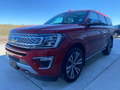 2020 Ford Expedition for sale at Platinum Car Brokers in Spearfish SD