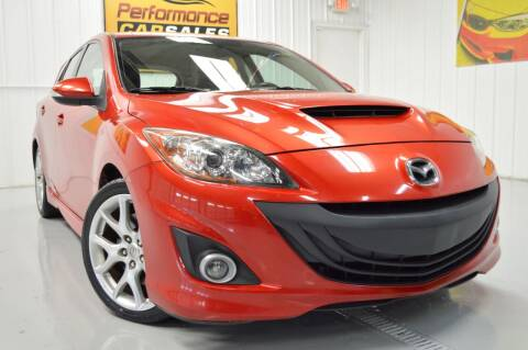 2010 Mazda MAZDASPEED3 for sale at Performance car sales in Joliet IL