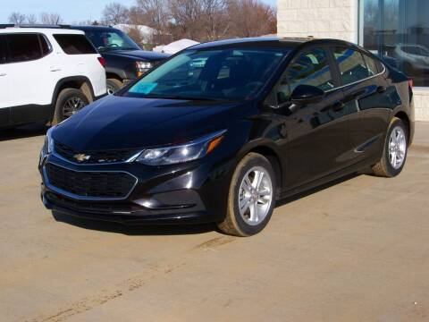 2017 Chevrolet Cruze for sale at Tyndall Motors in Tyndall SD
