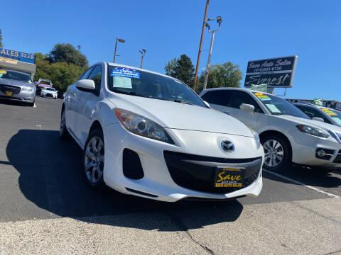 2012 Mazda MAZDA3 for sale at Save Auto Sales in Sacramento CA