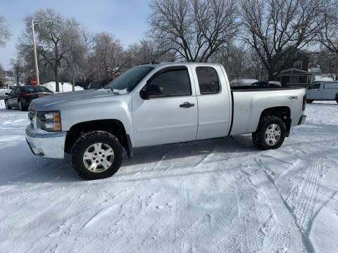 2012 Chevrolet Silverado 1500 for sale at BROTHERS AUTO SALES in Hampton IA
