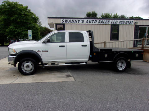 2013 RAM Ram Chassis 5500 for sale at Swanny's Auto Sales in Newton NC