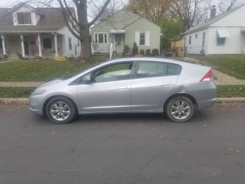 2010 Honda Insight for sale at REM Motors in Columbus OH