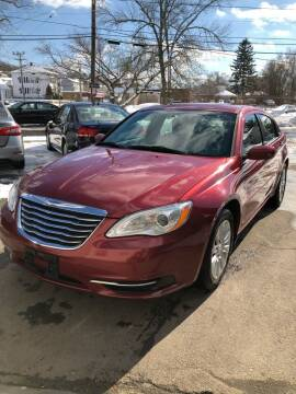 2011 Chrysler 200 for sale at Jimmys Auto Sales in North Providence RI