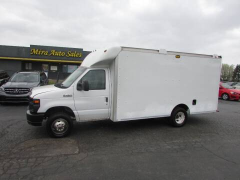 2008 Ford E-Series Chassis for sale at MIRA AUTO SALES in Cincinnati OH