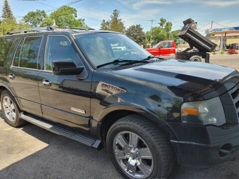2007 Ford Expedition for sale at JD Motors in Fulton NY
